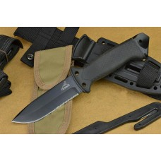 LMF II military survival knife GERBER Два модела черен или сахара