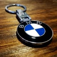 Метален ключодържател за BMW