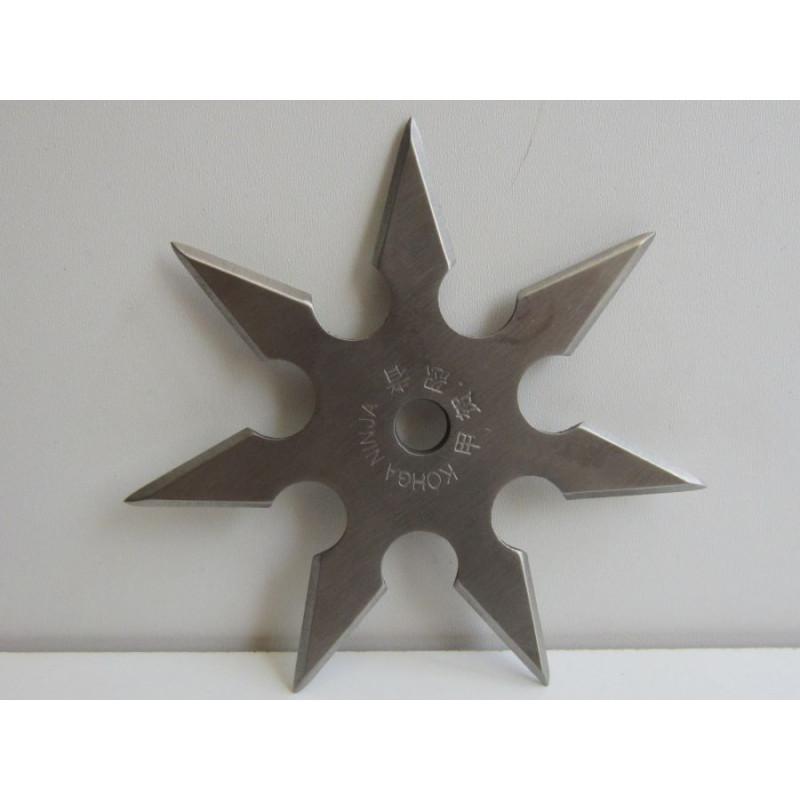 Шурикен звезда за мятане хвърляне забиване
