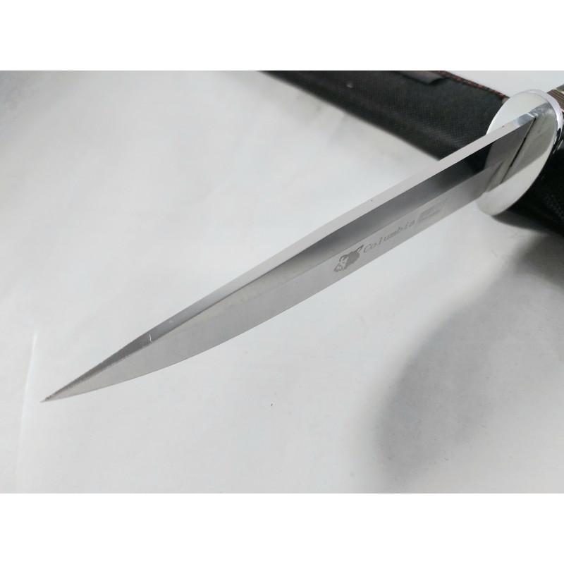 Великолепно балансиран ловен нож USA Columbia G33 Hunting knife за Америсканския пазар