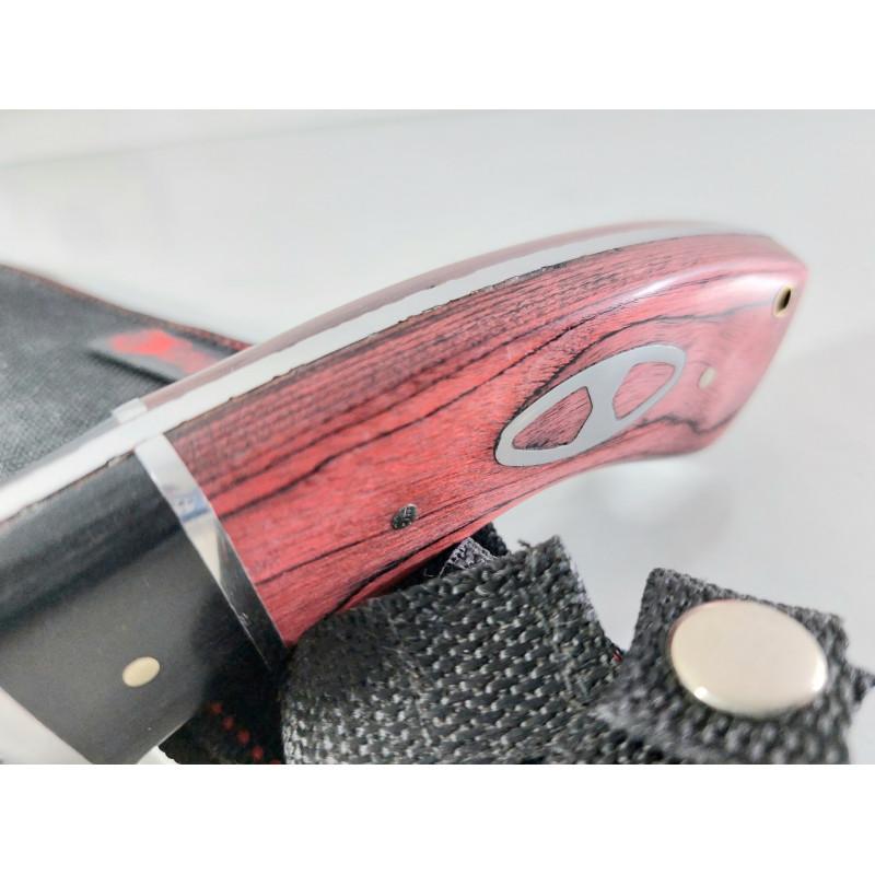 Великолепно балансиран ловен нож USA Columbia SA69 Hunting knife за Америсканския пазар